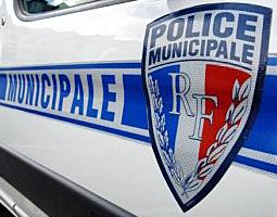véhicule police municipale