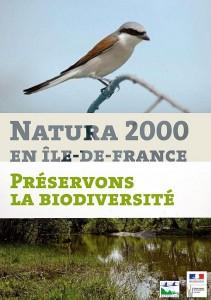 Natura 2000 brochure Ile-de-France