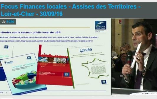Focus Finances locales