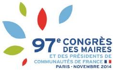Congrès association des maires de France 97e