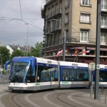 tramway Caen
