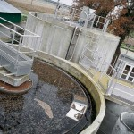 station d'épuration